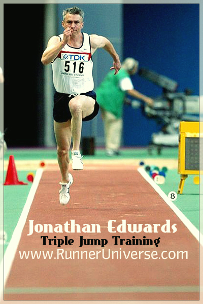 Jonathan Edwards Strength Triple Jump Training Program