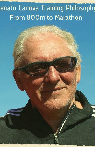 Renato Canova in Iten