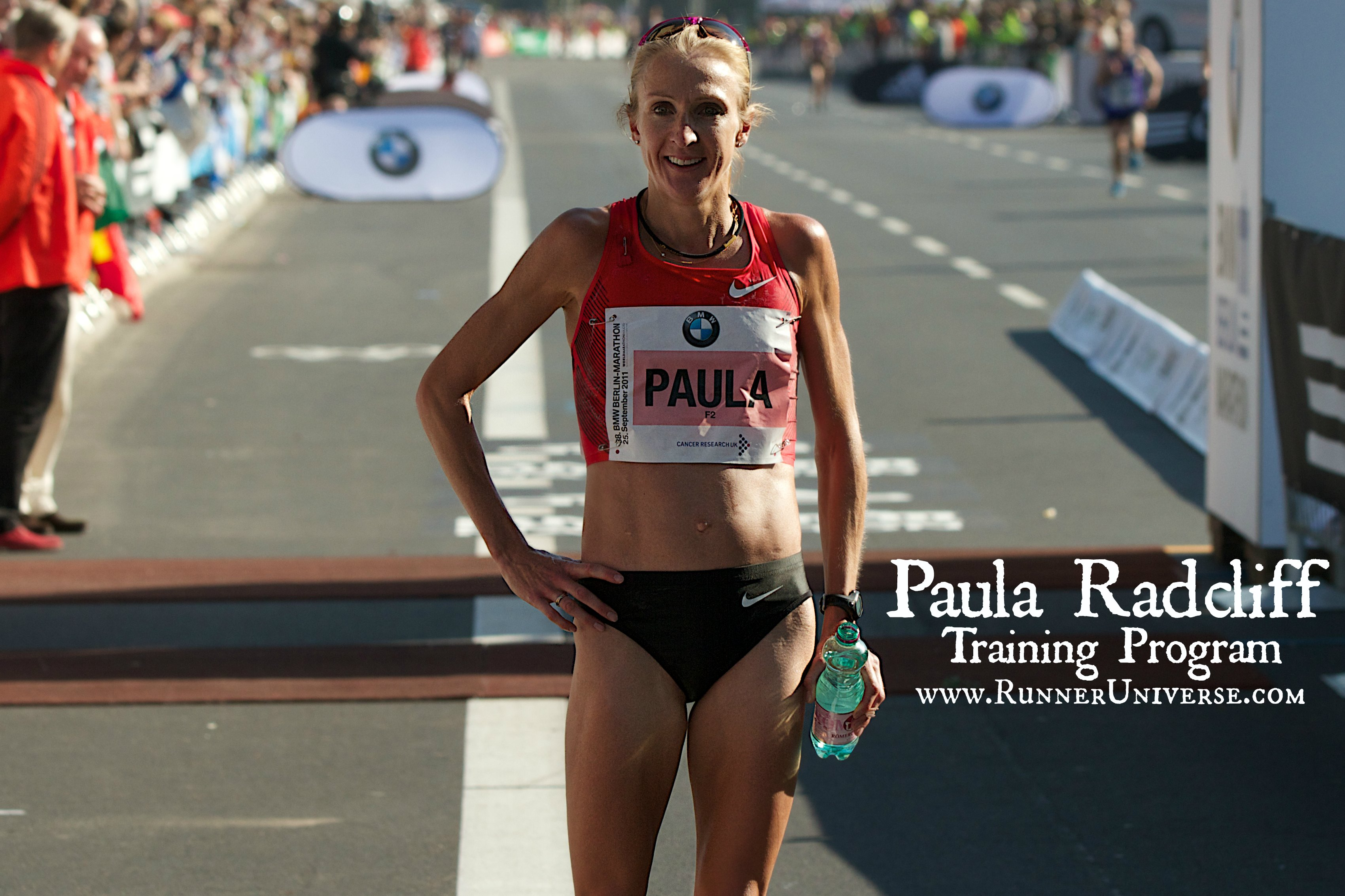 Paula Radcliffe long distance runner