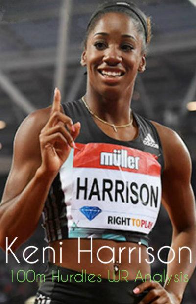 keni-harrison100m Hurdles WR Analysis